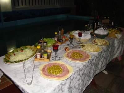 Restaurante Villa Lagarto, Cienfuegos, Cuba